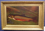 O/C Trophy Brook Trout by Samuel W. Griggs