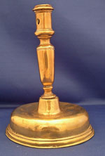 Early Brass Candlestick